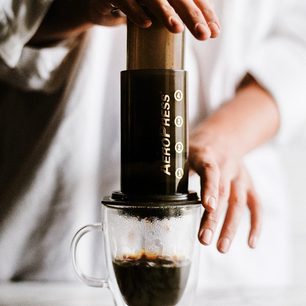 Image from Aeropress's website. Much obliged.